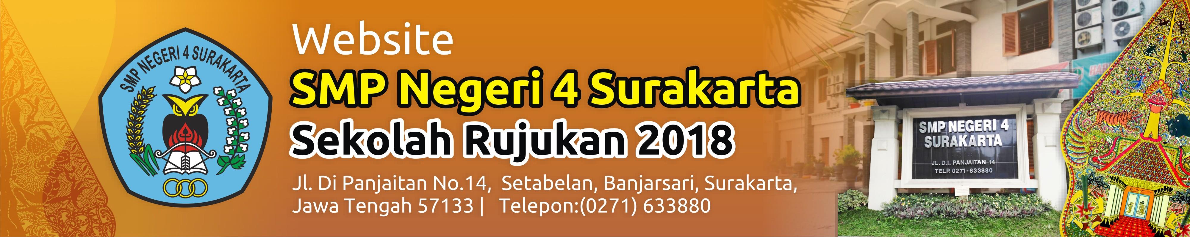 SMPN 4 Surakarta