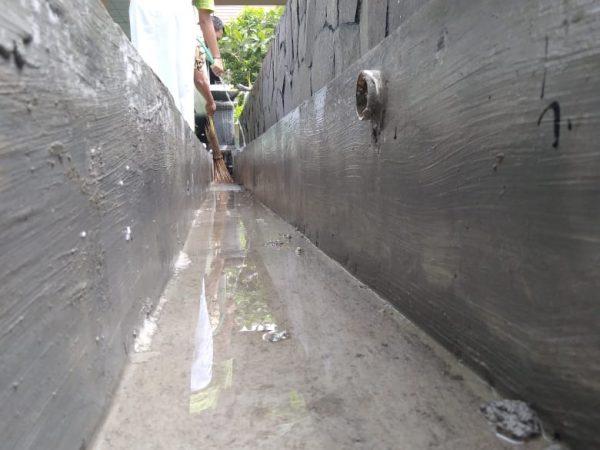 Foto Kegiatan Adiwiyata SMP Negeri 4 Surakarta Kelompok Kerja Air dan Sanitasi